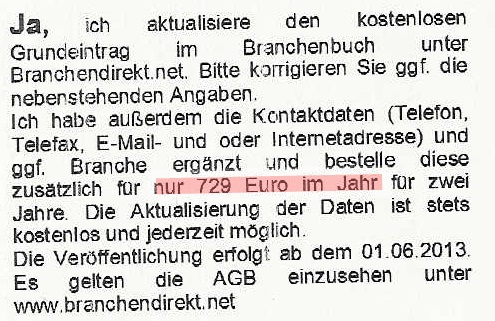 Branchenbuch-Rheinland-Pfalz-Kleingedrucktes