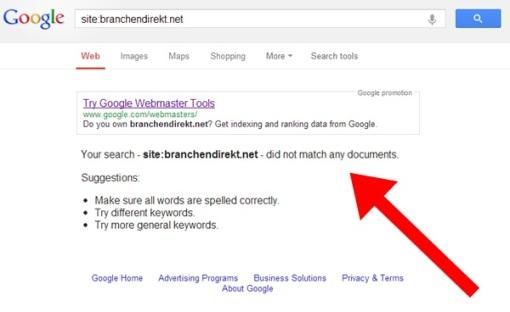 Branchendirekt-Google