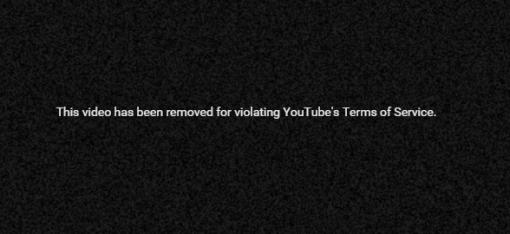 YouTube gesperrt